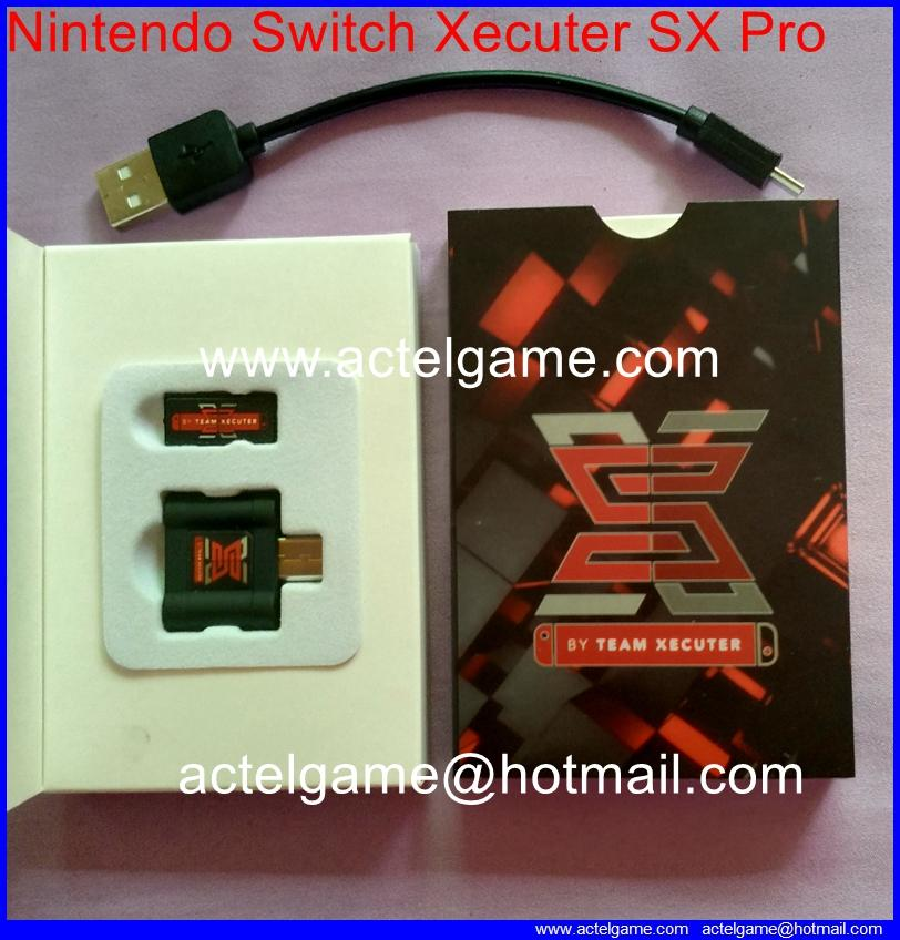 Switch R4S Dongle TX SX Pro NS atmosphere disk - actelgame