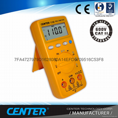 CENTER 110-Digital Multimeter