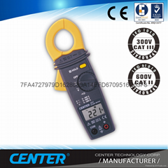 CENTER 221-Clamp Meter (AC)