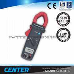 CENTER 200-Small Clamp Meter (AC)