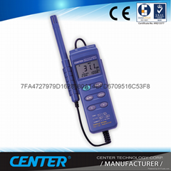 CENTER 311-Humidity Temperature Meter (Dual Input, PC Interface)