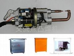 懸挂式電焊機