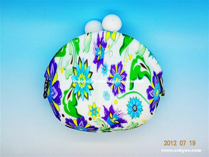 New Arrivals Silicone Coin Purse Wallet 2