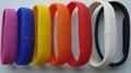 Promotional silicone USB drive bracelet