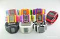 LED Lego 數字手錶