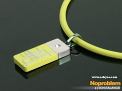 Pearlion Necklace P068,Noproblem Balance Necklace