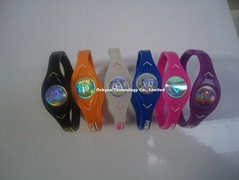 Power Balance Silicone Bracelet Wristbands New Colors Invasion