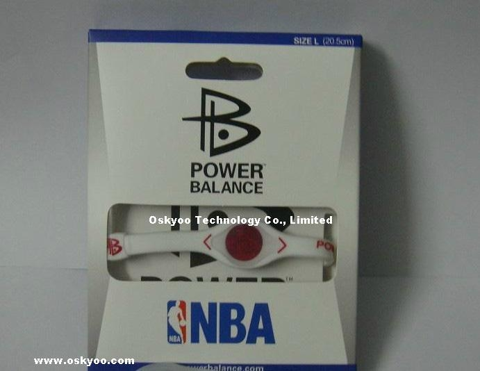 NBA球隊手環 4