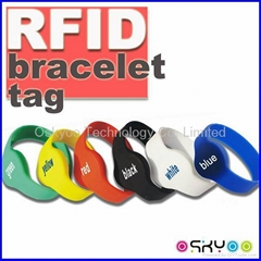 Sport Energy Timing Systems RFID Smart Bracelet Wristbands