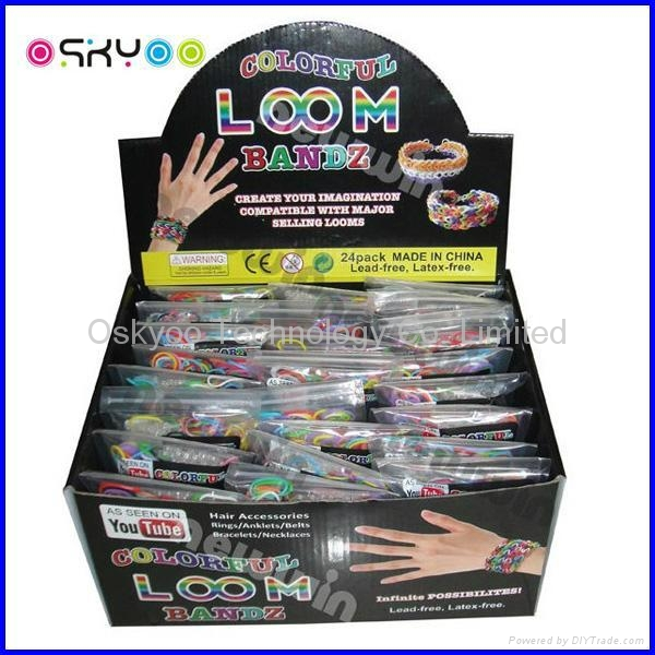 diy loom bands instructions