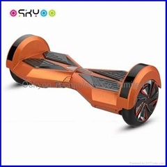 Bluetooth Speaker LED Smart Balance Two Wheel Mini Segway