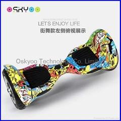 10inch 電動兩輪滑板車