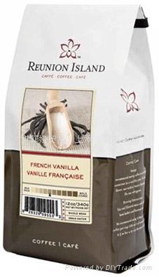 法國香草風味咖啡豆 1