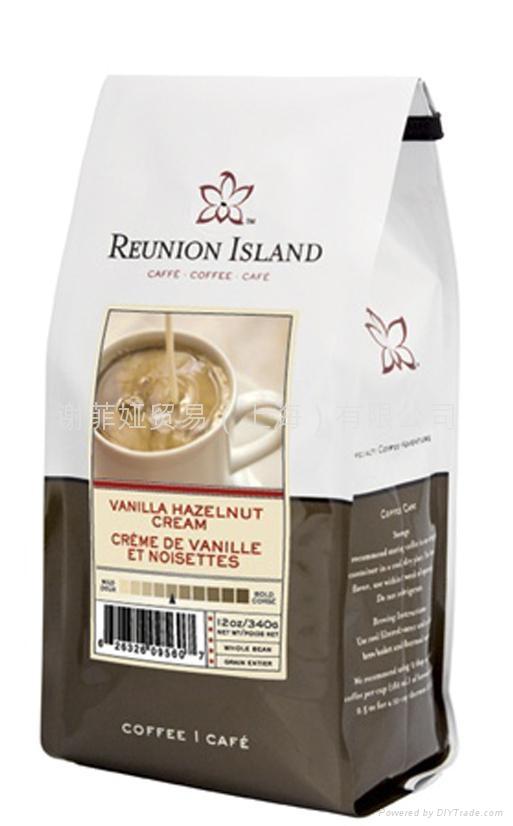 Vanilla Hazelnut Cream Whole Bean 1