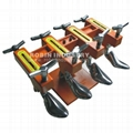 RC-23 Double Shoe Stretching Machine.