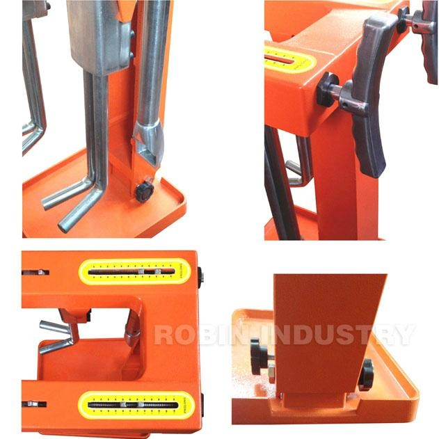 RC-04 Boot & shoe stretcher machine, boot expander machine 5