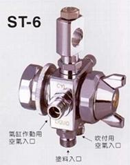 lumina st-6 automatic spray gun
