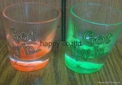 Lean Souvenir  Special Shot Glass