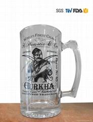 Printing Beer Glass