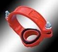 沟槽管件胶圈