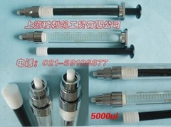 氣密性注射器注射泵