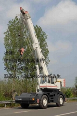 sale xuzhou Rough Terrain Crane
