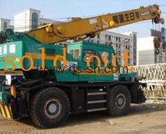 KATO RK25H-5 Rough-Terrain Crane