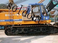 日本车辆65吨履带起重机