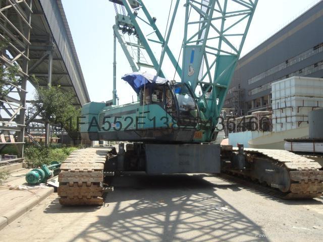 出售石川岛200吨履带起重机 5