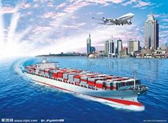 运输货物从台湾到越南