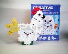 DIY Benefit Intelligence Toy Clock