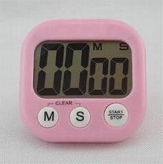 Electronic countdown kitchen timer