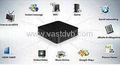 XBMC Fully Loaded Android tv box media Streamer Arabic indian live Iptv
