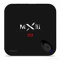 MXIII-G Amlogic S812 Cortex-A9 Andorid 5.1 TV BOX Quad-core 1000M LAN gigabit 2G