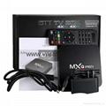 MXQ PRO Amlogic S905 64bits Android 5.1 TV Box Quad Core 2K& 4K HDMI 2.0 Smart T 3