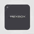 NEXBOX N9 Android 4.4 TV Box Rockchip RK3229 KODI Fully Loaded H.265 4K Support