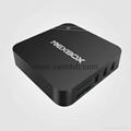 NEXBOX N9 Android 4.4 TV Box Rockchip RK3229 KODI Fully Loaded H.265 4K Support