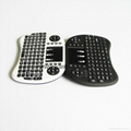 Original i8 Mini Keyboard English 2.4GHz Air Mouse Multi-Media Remote Control To