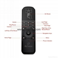 Mini Fly Air Mouse Rii i7 2.4G Wireless Remote Combo Built-in 6 Axis for PC/Andr