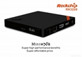 MINI MXQ RK3229 TV box Bluetooth 4.0 KODI 15.2 Full Loaded Pre-installed H.264/H 2