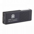 Original MK808B Plus Amlogic M805 Quad Core Android TV Box 1G/8G WIFI H.265 Hard 1