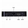 Tronsmart MXIII Plus 2G/8G Amlogic S812 Quad Core 2.0GHz Android TV Box 4K H.265