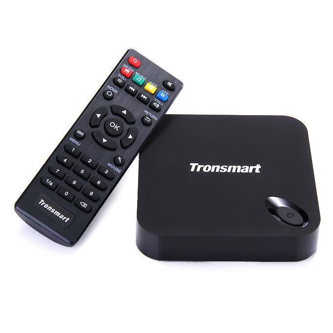 Tronsmart MXIII Plus 2G/8G Amlogic S812 Quad Core 2.0GHz Android TV Box 4K H.265 1