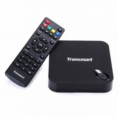 Tronsmart MXIII Plus 2G/8G Amlogic S812 Quad Core 2.0GHz Android TV Box 4K H.265