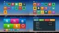 Tronsmart MXIII Plus 2G/8G Amlogic S812 Quad Core 2.0GHz Android TV Box 4K H.265 5