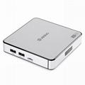 ZIDOO X6 Pro Android TV Box RK3368 Quad Core 1.5GHz 2G/16G 802.11AC Bluetooth 3D 3