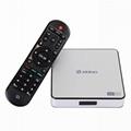 ZIDOO X6 Pro Android TV Box RK3368 Quad Core 1.5GHz 2G/16G 802.11AC Bluetooth 3D 2