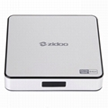 ZIDOO X6 Pro Android TV Box RK3368 Quad