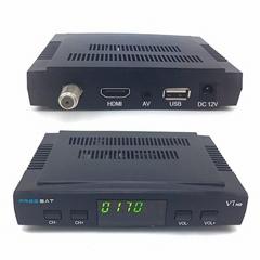 Cheap SatelliteTV Receiver with USB WIFI