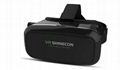VR Shinecon Bluetooth Virtual Reality 3D Glasses Headset